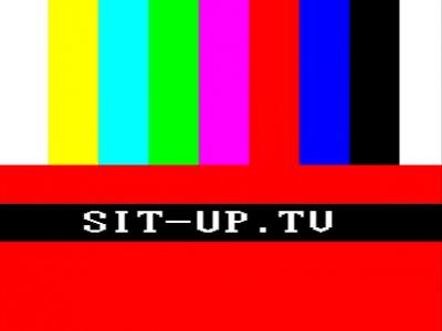 Sit-up TV